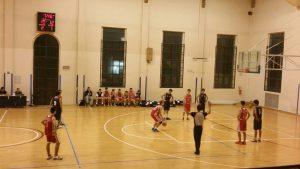 U 16: ancora una facile vittoria (TUMMINELLI ROMANA – BASKETOWN 30-60)