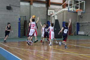 BSM-Olimpia Peschiera 28 feb 2016