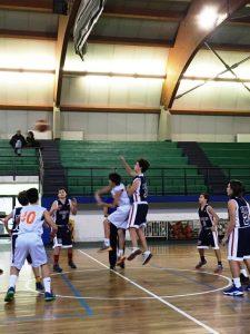 U14 vs Leone XIII 19-11-2016