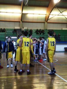 Basketown vs Cat Vigevano 22-01-2017