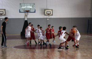 Esordienti non competitivi – Soul Basket vs BSM, 11 gen 2015
