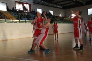 Libertas Cernusco vs U13