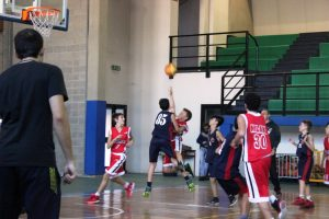 U13 vs Tumminnelli Romana