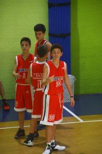 San Pio X vs U14 16-10-2016