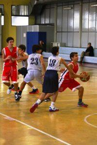 Tumminelli vs Basketown 13-11-2016