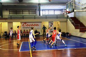 Pall. Lissone vs Basketown 28-01-2017
