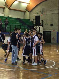 Basketown vs Vivisport Landriano 04-02-2017