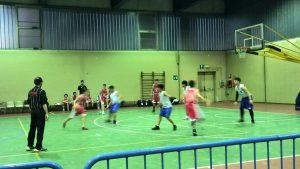 24-03 Olympic Team vs. BASKETOWN
