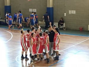 21-05 BASKETOWN vs. Villa Cortese