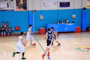 Libertas Vanzago vs Basketown 02-04-2017
