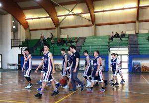 Basketown vs Azzurri Niguardese 09-04-2017