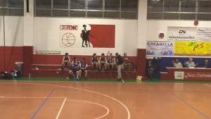 U18 GOLD:  Che SQUADRA !!! Bravi tutti (CASTRONNO 54 – BASKETOWN 78)