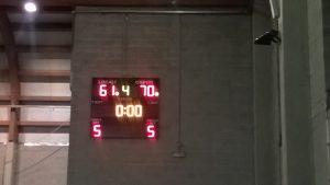 U18 GOLD: meritata sconfitta e primo match point sciupato (BASKETOWN 61 – PALLACANESTRO LAVENO 70)