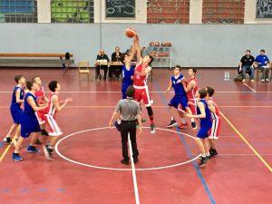 """U15 FIP:… """"SOS"""" Azzurri Niguardese-Basketown 73-43"""