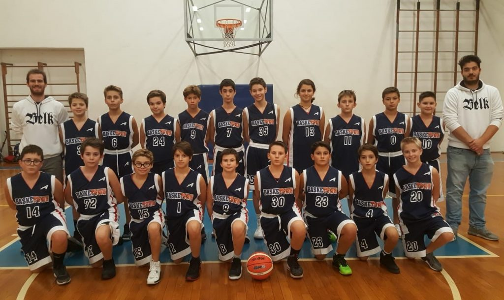 Uisp Basket Milano Calendario.Under 13 Fip Basketown Asd