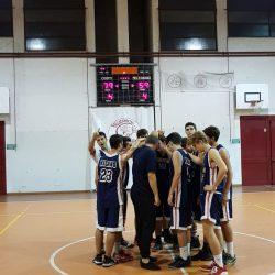 U20: Vittoria esterna PALL.MELEGNANO-BASKETOWN 59-79