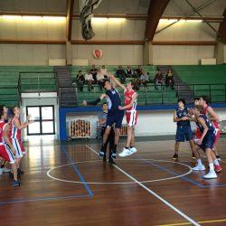 "U16 FIP: ""Pioggia di punti"" Basketown-Tumminelli Romana Bianca 82 – 23"