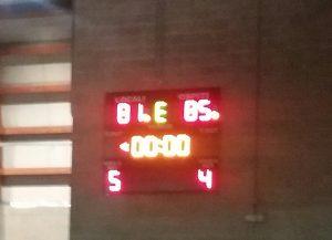 Dolorosa sconfitta per gli U19 uisp (BT – PANTIGLIATE: 81 – 85)