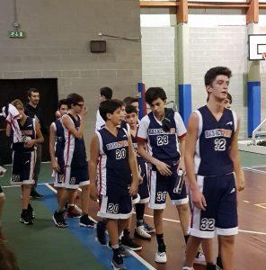 U14 San Carlo: 14-74