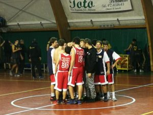 U19 Uisp NON DECOLLA (POLISPORTIVA ASSISI – BT: 84 – 74)