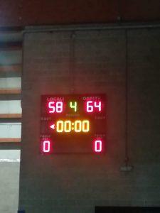U20: bella partita, buona prestazione (BASKETOWN – MILANO3 58-64)