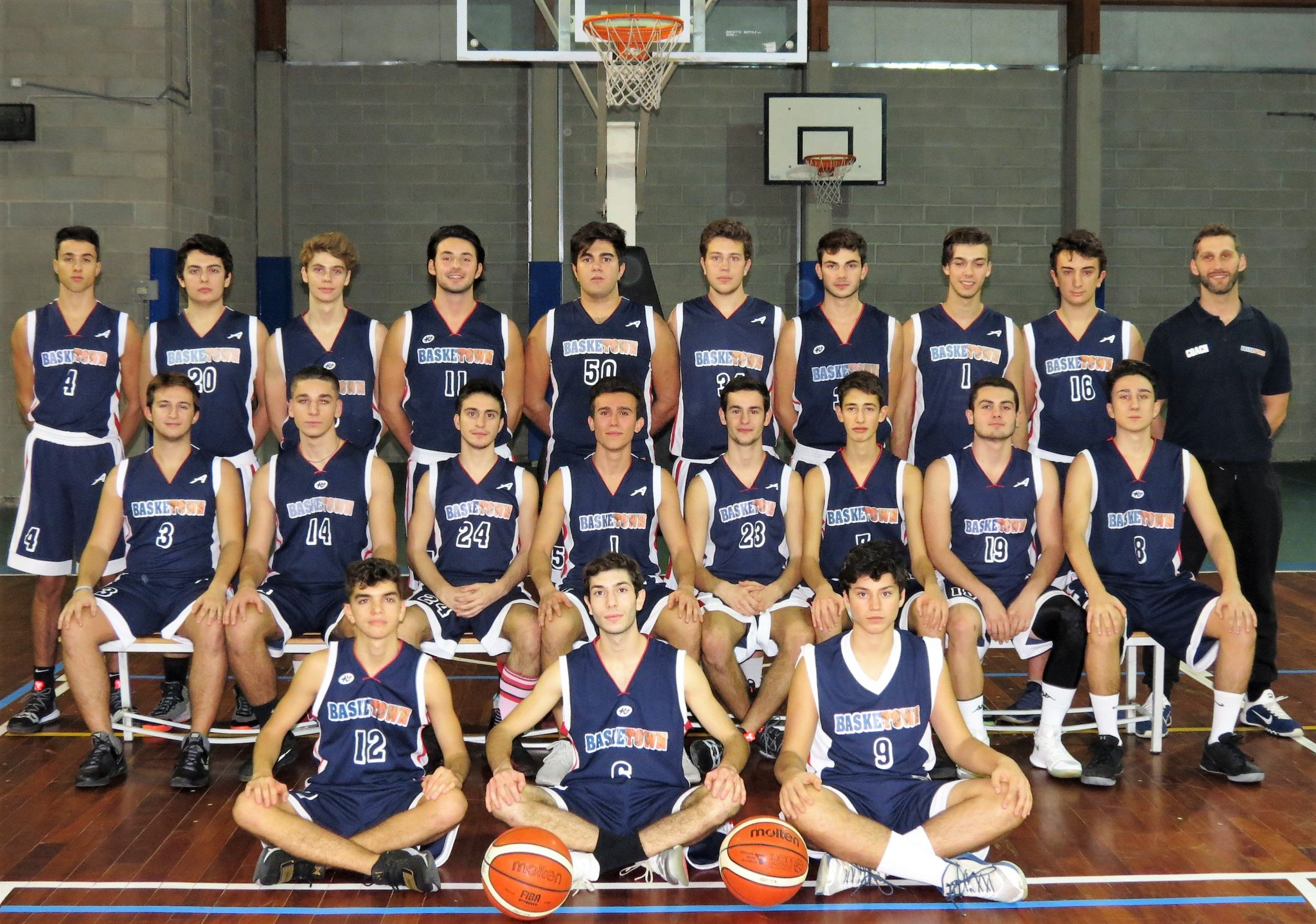 Uisp Basket Milano Calendario.Under 19 Uisp Basketown Asd
