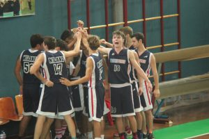 U18 top: l'impresa senza precedenti…. e senza Coach (BG BK2014-BTM: 71-80)!