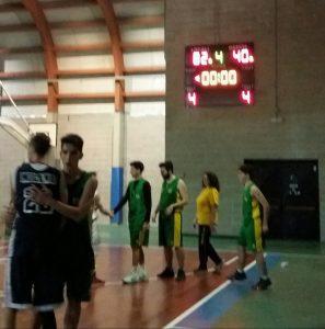 U19 Uisp I FRUTTI SON MATURI (BT – POLISPORTIVA AUSONIA: 82 – 40)