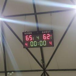 Serie C Silver: i Belk battono un colpo sul campo di Ebro, ma ancora non basta. Ebro 65 – Basketown 62