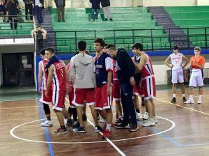 """U16 FIP: """"Passo dopo passo"""" Basketown- A. S. DIL. Leone XIII  72-39"""