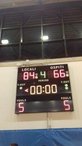 Serie C silver: Bocconi-Basketown 84-66  Sconfitta con delitto