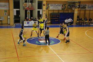 U18 TOP perdono la prima partita del girone di qualificazione contro Iseo 79-61