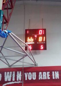 Serie C silver: Basketown-Basket Groane 81-66  È tornata la magia