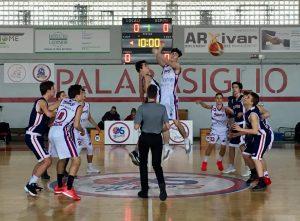 """U16 FIP: """"Go belk go!"""" Sysman Milano3 – Basketown 59-63"""