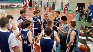 "U16 FIP: ""A strappi!""  Basketown – Vismara Milano  69-48"