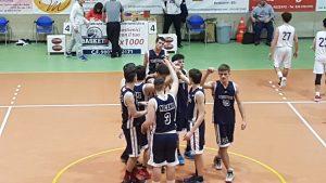 U18 TOP – Rezzato 78 – Basketown 72