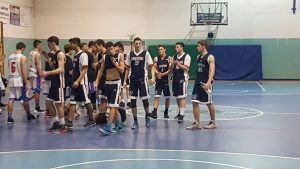 U18 TOP perdono contro la capolista Rovello (61-54)