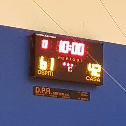 U14: un'altra convincente vittoria. LeoneXIII BT 42-61.