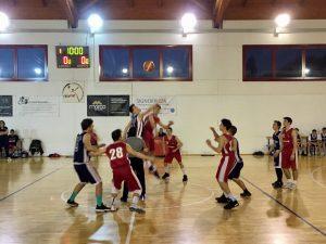 """U16 FIP: """"Scontro al vertice col Jolly"""" Vivisport-Basketown 85-79"""