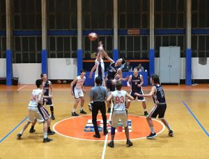 U16 FIP: Leone XIII – Basketown 44-58