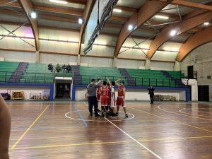 U16 Uisp BTM 42 – Borgo Ticino 51-  Brutta sconfitta in casa