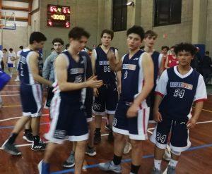 U19 Uisp SORPRENDENTE VITTORIA … UN TRIONFO! (BT – VISMARA: 64 – 61)