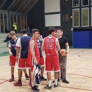U20: Bravi ma non basta. POL.TUMINELLI ROMANA- BASKETOWN 71-60