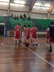U18 TOP Basketown – Rezzato 78-81