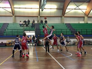 U16 FIP: Basketown-Sysman Milano3  61-48