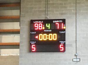 U16 FIP: Basketown-Pallacanestro Crema 98-71