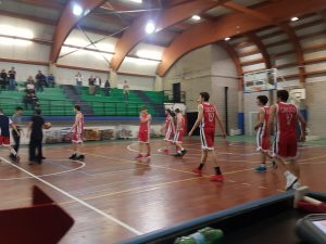 U18 TOP – Game Over (78-84)