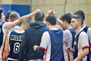 "U16 FIP: ""Gara 1 Play Off : bravissimi"" Basketown-Basket ball club 7 laghi  71-67"
