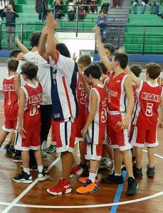 Under 13 Rosso: Un'amara sconfitta (Basketown 35 – Sporting Milanino blu 70)