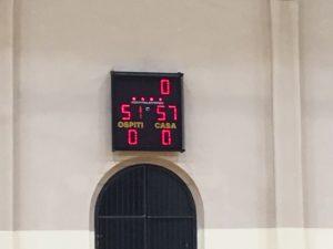 U18 Rosso: Persa la prima (Ebro 57 – BASKETOWN 51)
